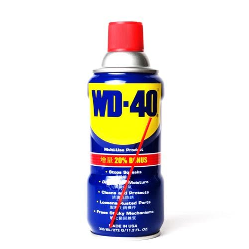 【九元生活百貨】WD-40防鏽油-400ml 防銹 潤滑 WD40