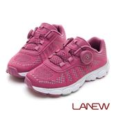 【La new】輕量旋轉釦慢跑鞋(童224690150)