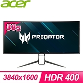 【南紡購物中心】ACER 宏碁 X38 P 38型 IPS 21:9 曲面電競螢幕