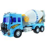 六一兒童節禮物 力利大號玩具工程車模型慣性汽車挖土機攪拌車