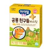 韓國 ILDONG 日東 起司恐龍造型餅乾