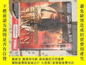 二手書博民逛書店Rome:罕見Total War 蠻族入侵 羅馬2 :全面戰爭