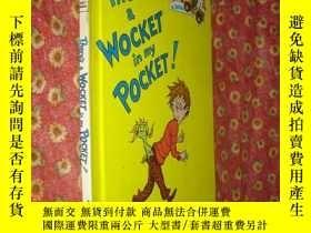 二手書博民逛書店There's罕見a Wocket in My Pocket(精