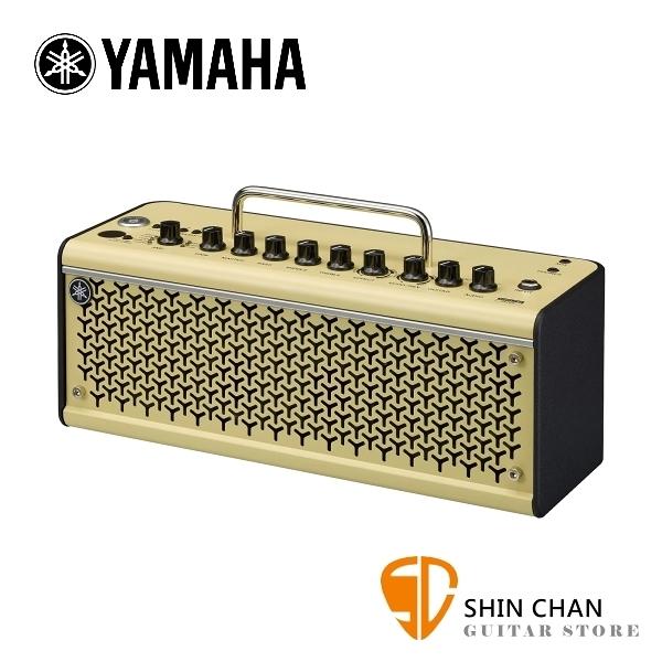 【缺貨】YAMAHA THR10II Wireless 擬真空管藍牙吉他音箱(20瓦) 無線版 內建無線接收器及可充電電池