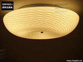 INPHIC- 日式貝殼方塊雲朵吸頂燈現代簡約兒童房客廳北歐創意臥室燈-C款_S197C