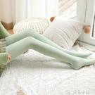 打底褲女面膜打底褲女外穿磨毛光腿襪神器秋冬彩色薄款無痕踩腳連褲襪 快速出貨