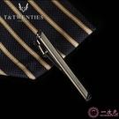 領帶夾 男士 商務領夾 簡約正裝職業韓版領帶別針卡子禮盒裝
