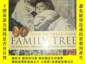 二手書博民逛書店HOW罕見TO TRACE YOUR FAMILY TREE: