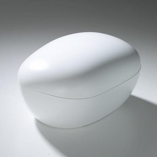 POLAR ICE 極地冰盒 - 卵石系列 (白色)