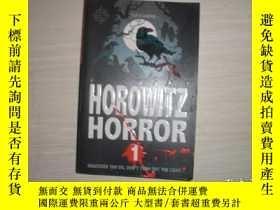 二手書博民逛書店Horowitz罕見Horror 1 【105】Y10970 出版2008