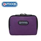 【橘子包包館】OUTDOOR Pokemon聯名款夜光耿鬼零錢包-紫色 ODGO21A07PL 零錢包