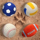 狗狗玩具耐咬大中小型犬磨牙泰迪金毛法斗幼狗發聲玩具球寵物用品 樂活生活館