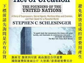 二手書博民逛書店Act罕見Of CreationY256260 United Nations Perseus Books Gr