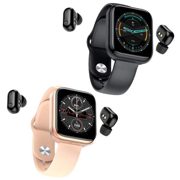 【免運+3期零利率】IS愛思 SW-09 藍芽耳機智慧手錶 1.54吋螢幕 藍芽通話 IP67防水 心率測量運動計步