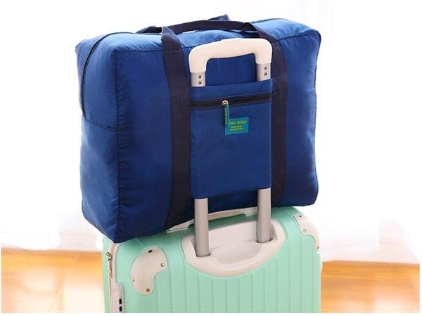 韓版 旅行帶 外掛收納袋 家居 旅行收納組 防水 收納包 拉桿旅行袋 旅行【B011】米菈生活館