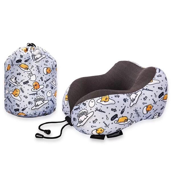 murmur 蛋黃哥 旅行頸枕 記憶頸枕 U型枕 收納U型記憶舒壓頸枕