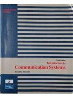 二手書博民逛書店 《Introduction to Communication Systems 3/e》 R2Y ISBN:9861542930│Stremler