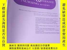 二手書博民逛書店Newborn罕見and Infant Nursing Revi