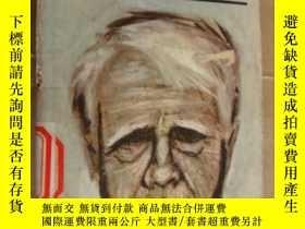 二手書博民逛書店ROBERT罕見FROST S POEMS 1964年印製,內有