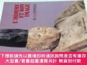 二手書博民逛書店佛文)日本美術に見る人間像L'homme罕見et son image : Palais des beau