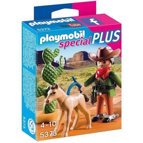 playmobil special plus 摩比人 西部牛仔_PM05373