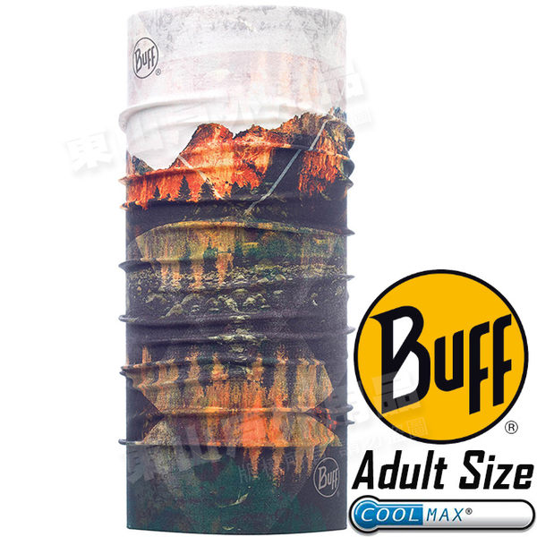 BUFF 117020.555 Adult UV Protection魔術頭巾 Coolmax防臭抗菌圍巾 東山戶外