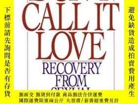 二手書博民逛書店Don t罕見Call It LoveY364682 Patrick Carnes Bantam 出版199
