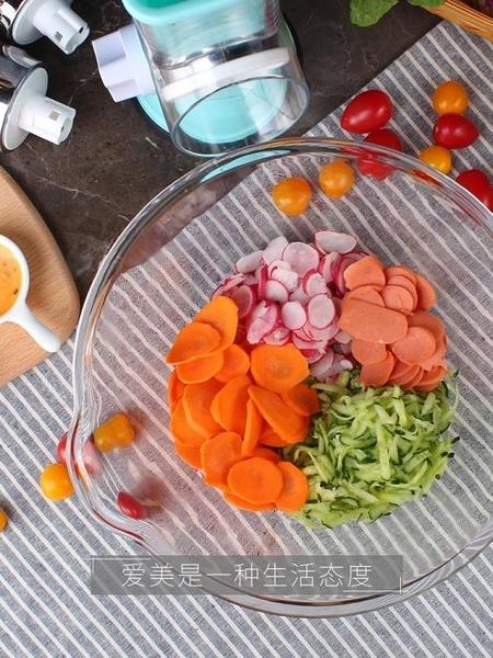 廚房神器 滾筒切菜機家用切絲器擦土豆絲切片器刨絲器多功能切菜器廚房神器 聖誕節全館免運