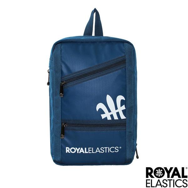 Royal Elastics - Challenge挑戰系列 - 單肩/後背包 - 藍色