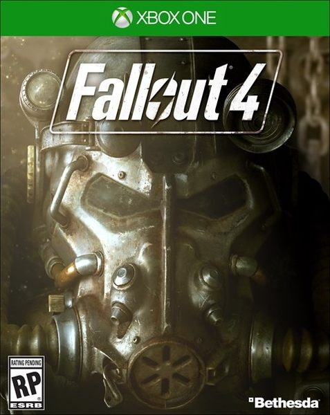 X1 Fallout 4 異塵餘生 4(美版代購)