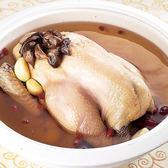 年菜-黑蒜頭燉土雞