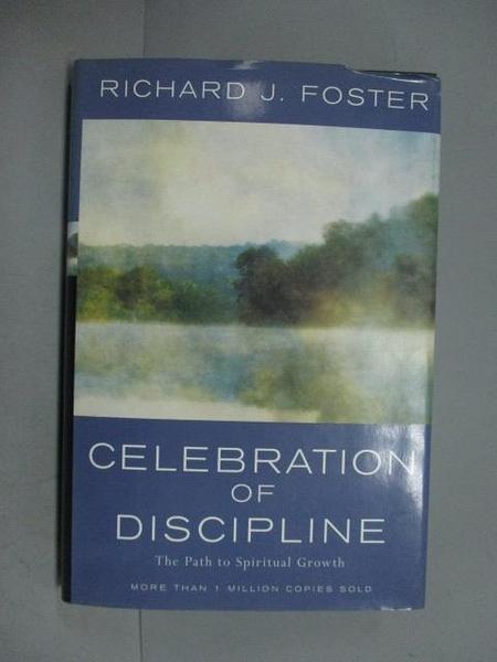 【書寶二手書T4/宗教_HOB】Celebration of discipline : the path to spir