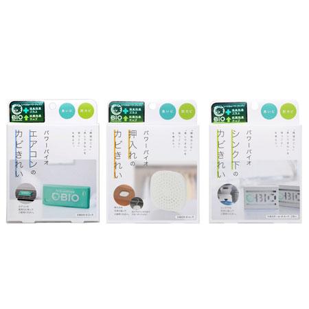 日本 Cogit Bio 珪藻土消臭防霉貼系列 防霉 防潮 除臭 珪藻土 硅藻土 冷氣 衣櫃 流理台