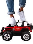 交換禮物 遙控車越野車充電無線遙控汽車兒童玩具男孩玩具1-2-10歲電動賽車WY