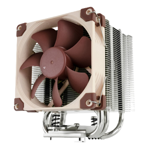 NOCTUA 貓頭鷹 NH-U9S 非對稱五導管塔型靜音CPU散熱器
