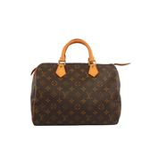 【LV】Monogram speedy30 波士頓手提包 LV12000350