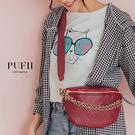 PUFII-包包 小香風側背包-0418 現+預 春【CP16522】