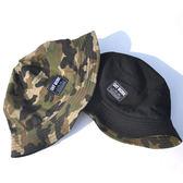 【618好康鉅惠】綠色迷彩叢林漁夫帽盆帽遮陽帽男女