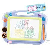 嬰兒童0-1-2-3歲4男女孩子彩色磁性畫板一周歲益智寫字板禮物玩具【免運直出】