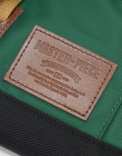 MSPC(master-piece) POTENTIAL-v2 No.01753v2-NAVY[高機能素材拼後背包-深藍色]
