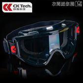 護目鏡眼罩防塵防風鏡 護目鏡防沖擊風防沙勞保 風鏡 摩托騎車 衣間迷你屋