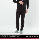 3M吸濕排汗技術 內裡刷毛 機能保暖排汗長褲 發熱褲 男生款 黑色(四色可選)