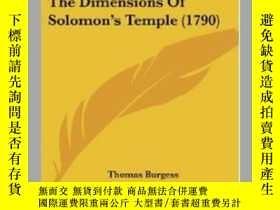 二手書博民逛書店Remarks罕見On The Scriptural Accou