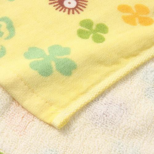豆豆龍長毛巾 868-624