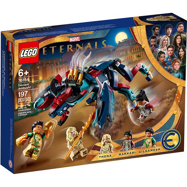 樂高積木 LEGO《 LT76154 》SUPER HEROES 超級英雄系列 - Deviant Ambush! / JOYBUS玩具百貨
