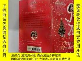 二手書博民逛書店Christmas罕見wonderland:聖誕仙境Y200392