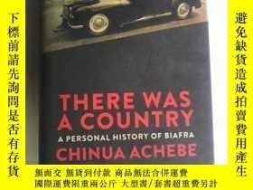 二手書博民逛書店There罕見Was a Country: A Personal History of Biafra 英文原版精裝