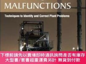 二手書博民逛書店Process罕見Equipment Malfunctions: Techniques To Identify A