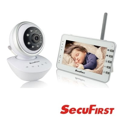 SecuFirst BB-A033 數位影音嬰兒監視器