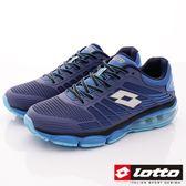 【LOTTO】PHOENIX KPU氣墊跑鞋-LT7AMR5016-藍-男段-0